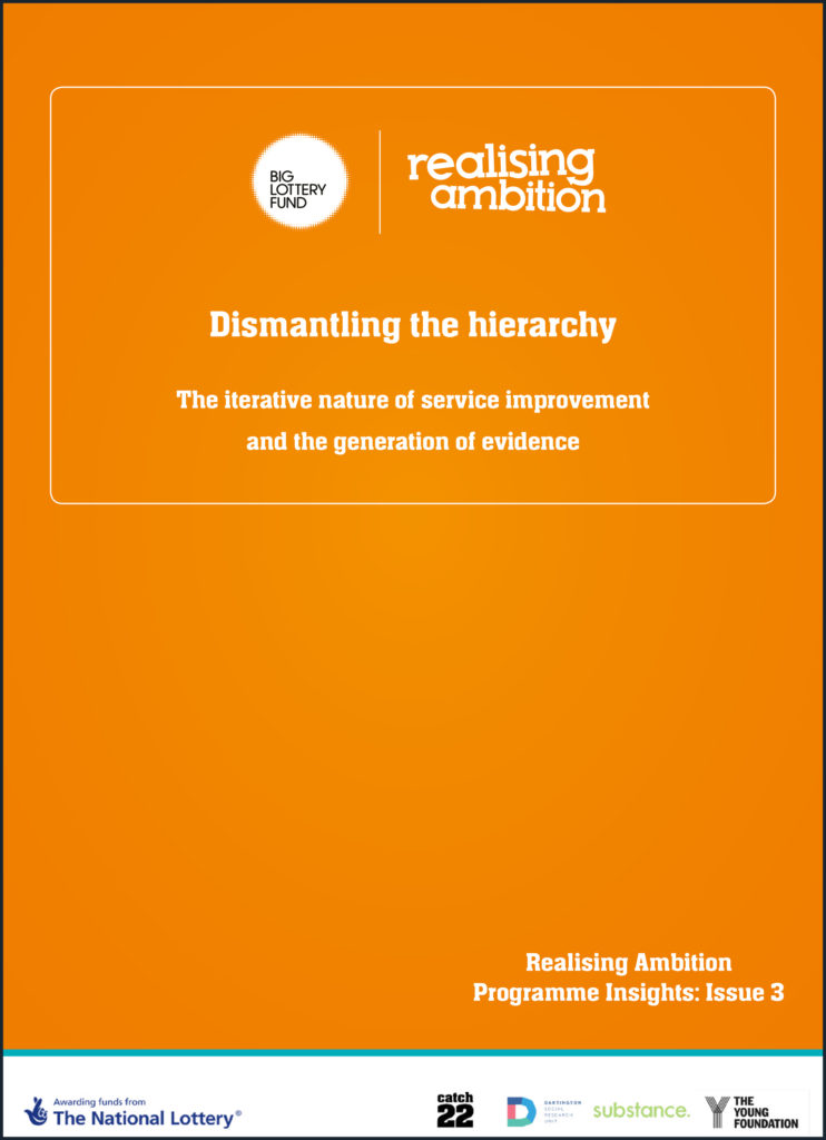 Realising Ambition Programme Insight - Dismantling the Hierarchy