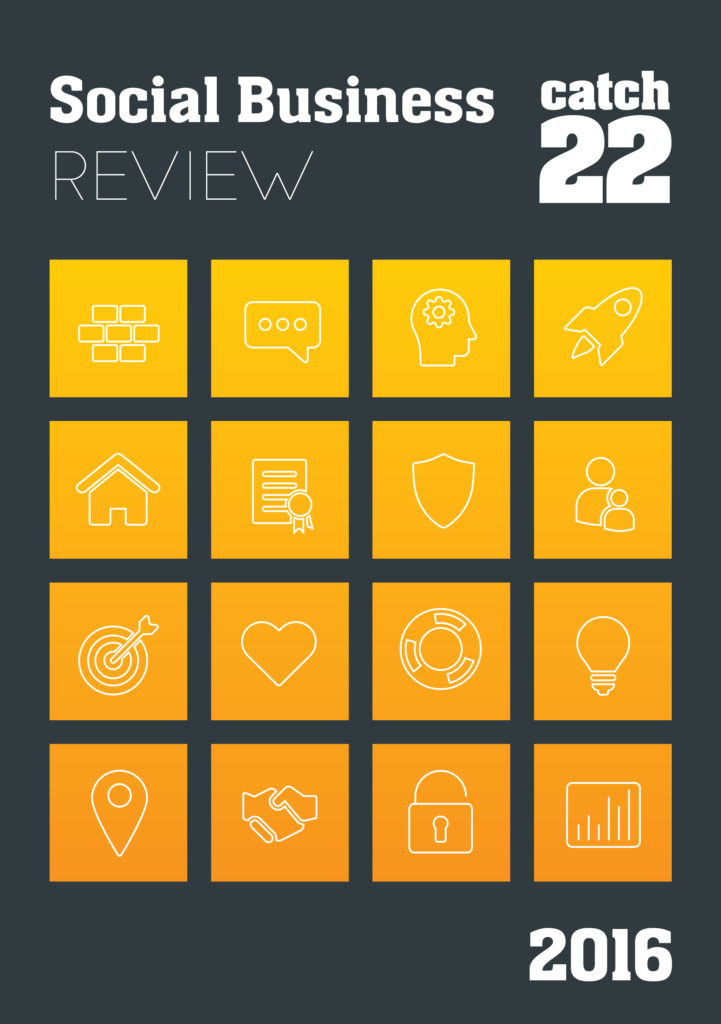 Social Business Review 2016 (Cover)